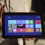 Microsoft представила собственные планшеты Surface   novinki it industrii