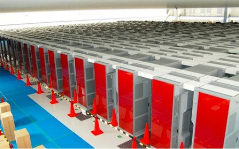 Япония создаст самый быстрый в мире суперкомпьютер   novinki it industrii