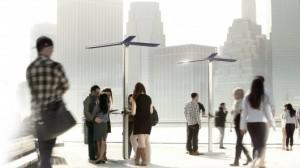 В Нью Йорке появились солнечные станции для подзарядки смартфонов   novinki it industrii