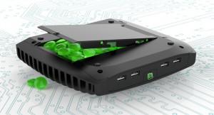 Компактный компьютер Compulab MintBox 2 на процессоре Intel Core i5   novinki it industrii